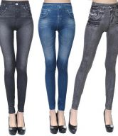 Jeans Leggings for Women - Blue or Black - One Size Fits Alll - image HTB1A6mWLpXXXXbIapXXq6xXFXXXv1-166x192 on https://awesomeleggingstore.com