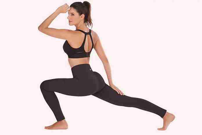 Lingswallow High Waist Yoga Pants – Best Yoga Pants for high Support