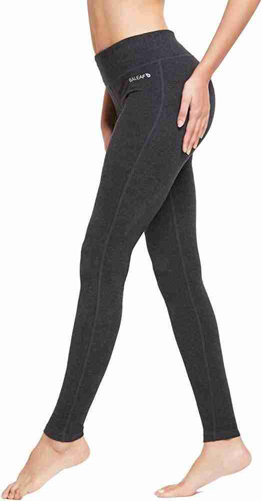 BALEAF Women's Ankle Legging Athletic Yoga Hiking Workout Pants