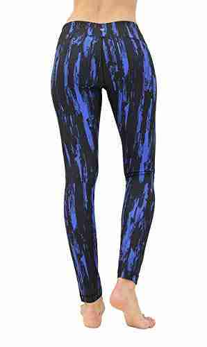 Printed Yoga Leggings by 90-degree – Best Yoga Printed Pants