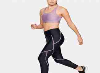 Under Armour Womens HeatGear Armour Leggings