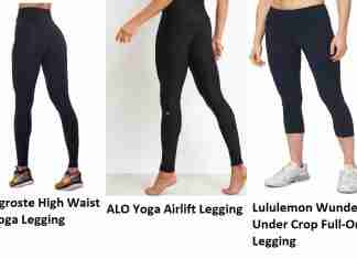 Best Workout Leggings For Lifting